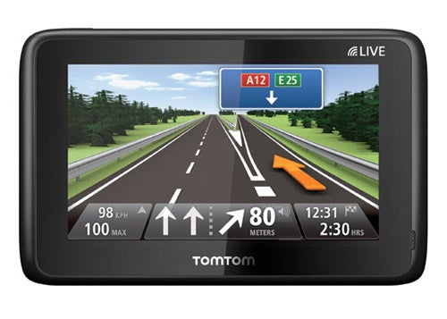 TomTom GO LIVE 1000 Adds Capacitive Touchscreen and WebKit Browser