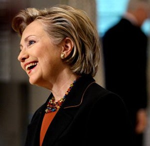 Hillary Clinton Might Not Want Barack When Ted's On The Other Line