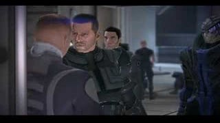 Commander Shepard Is Such a Jerk