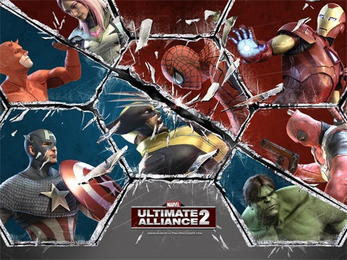 Marvel Ultimate Alliance 2 Review: It Takes Two, Baby