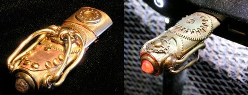 64GB Steampunk-Inspired USB Stick Priced Into the Stratosphere