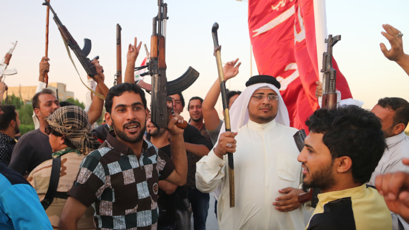 Sunni Militants Continue Onslaught, Capture Another Key Town in Iraq