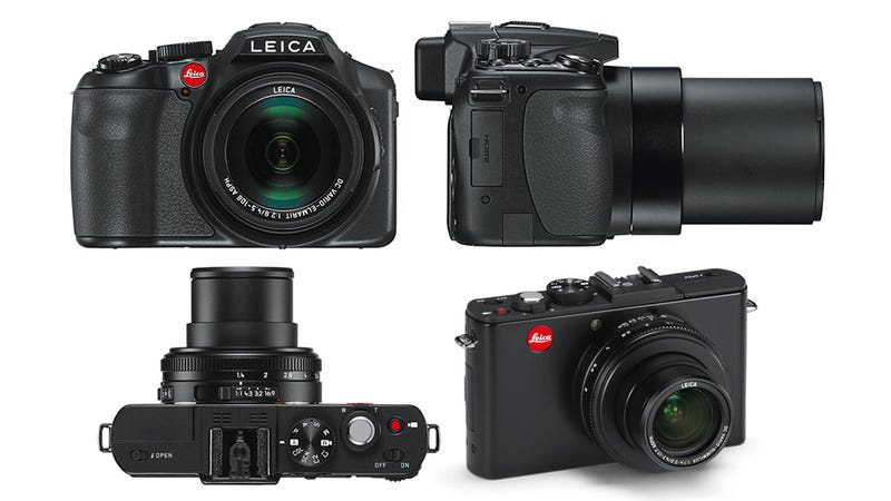 Leica's V-Lux 4 Superzoom Maintains a Constant f/2.8 Aperture Regardless of Focal Length