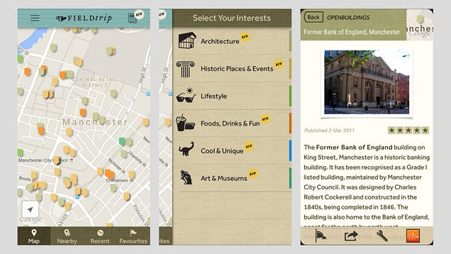 How To Turn Your Smartphone Into a Sidekick for Urban Exploration