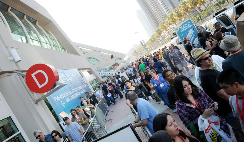 The Traveler's Guide To San Diego Comic-Con
