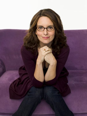 Why Tina Fey's Self-Deprecation Is Good For Women