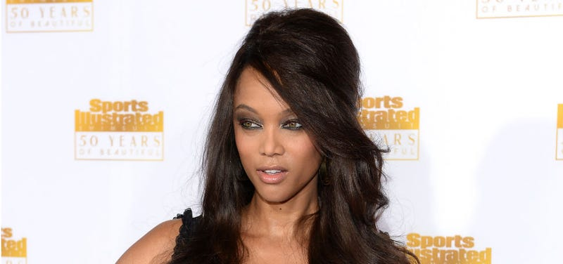Tyra Banks Writes About The Future: Plastic Surgery For Everyone