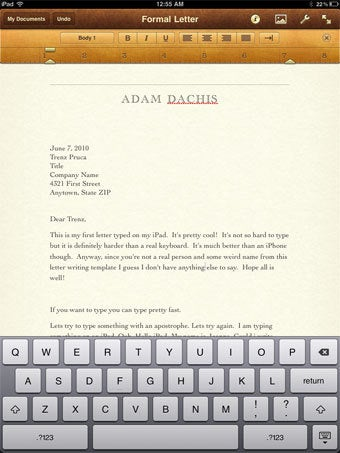The Best Writing Apps for iOS