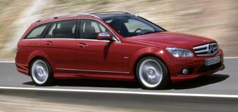 Mercedes-Benz C-Class Estate Revealed