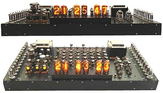 All-Tube Digital Clock