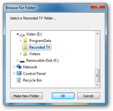 How to Skip Commercials in Windows 7 Media Center