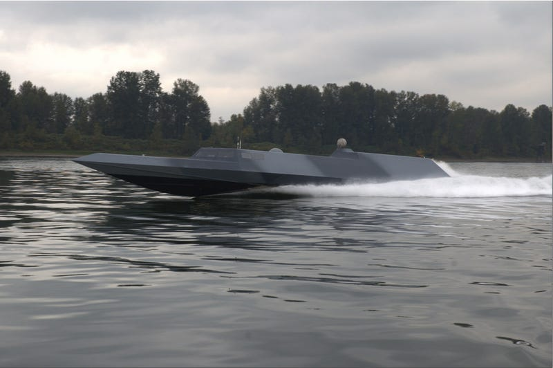 Unmasking The Columbia River's Mysterious Stealth Boats