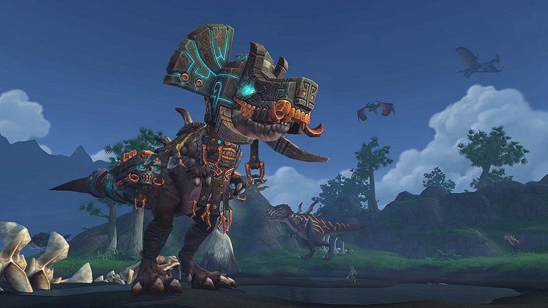 Microtransactions? In World of Warcraft? It Could Happen.