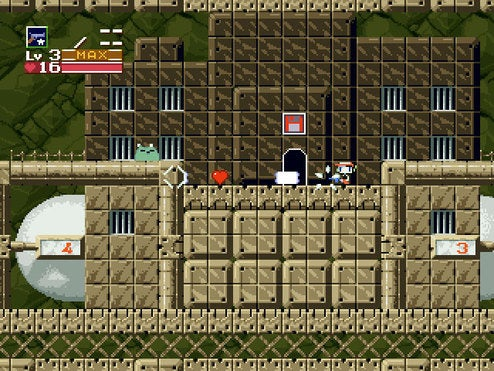 Cave Story - Everything That's Old Is New Again