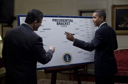 White House Bracketology: Who Would Lincoln Have Picked? (With Update)