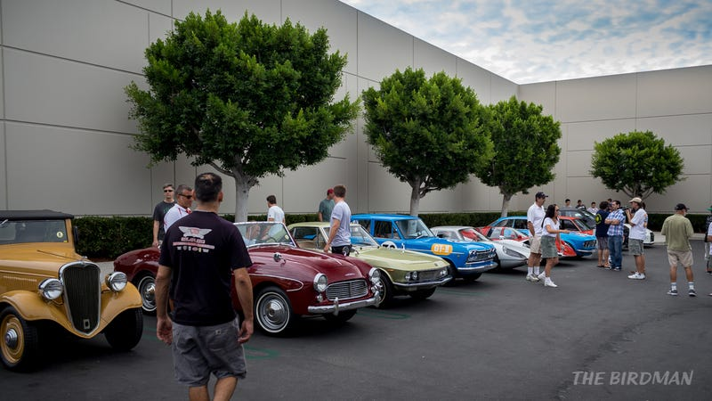 Labor Day Irvine C&C Part 1 - The Nissan Heritage Collection