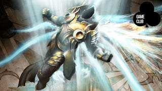 Ponder the Endless Cycle of Grabbing Loot in <em>Diablo III</em> with the <em>Game Club</em> Right Now!