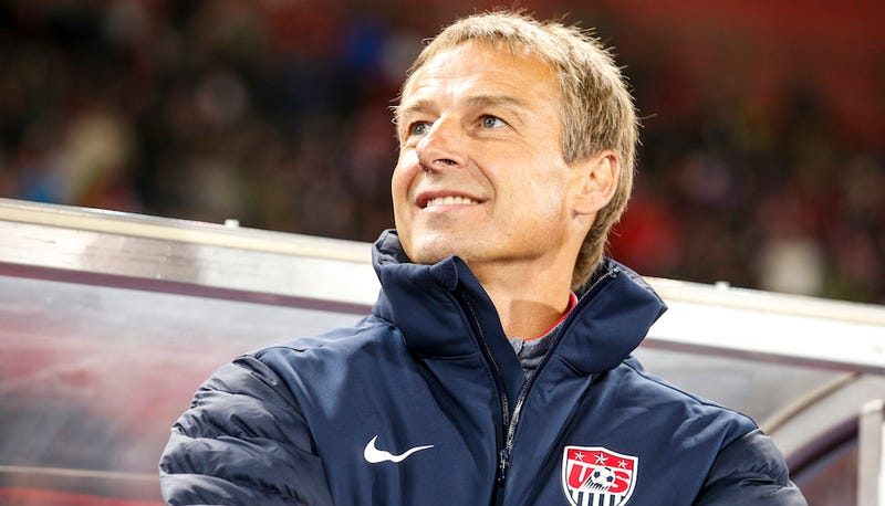 Jürgen Klinsmann Extends His Deal With USMNT Through 2018
