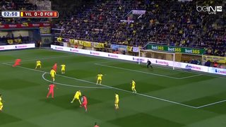 Yawn: Just Another Unbelievable Messi Pass For Neymar To Chip Home