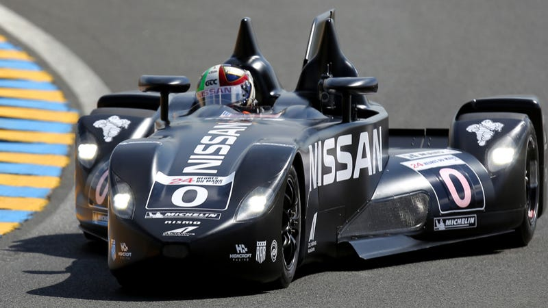The World's Strangest Racecar Gets More Power And Adds A Roof