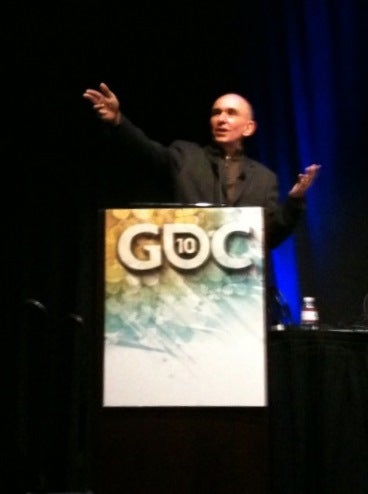 Peter Molyneux Wants Fable III Players To Change Their Clothes