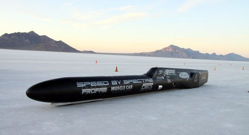 World's Fastest Cadillac Hits 330.7 MPH, Sets Land Speed Record