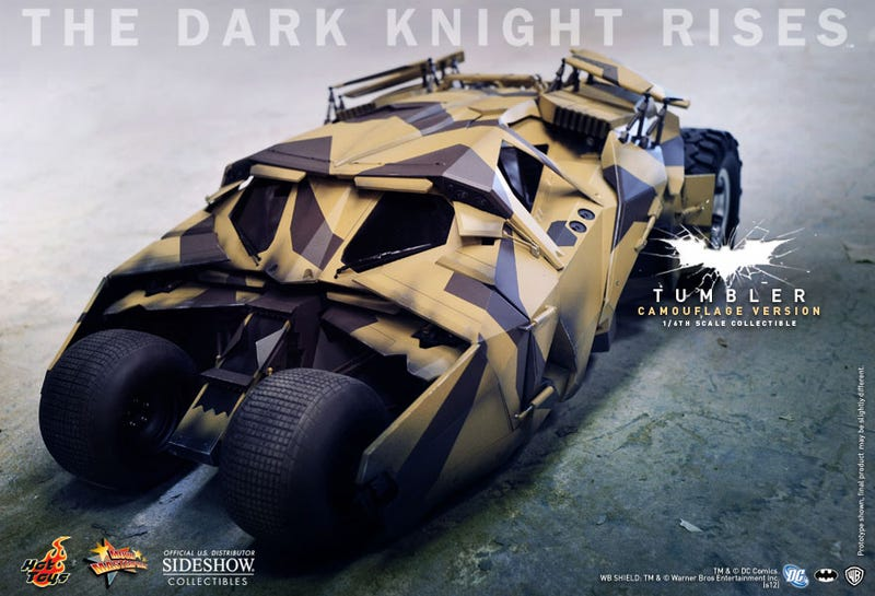 More Disturbingly Life-Like Dark Knight Rises Toys