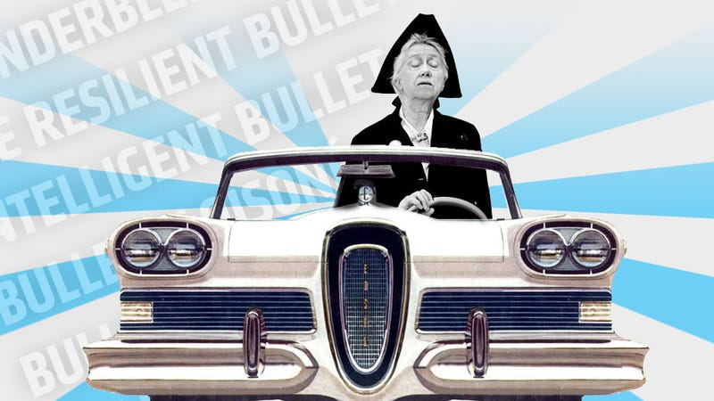 The Edsel Could Have Been Named The Intelligent Whale