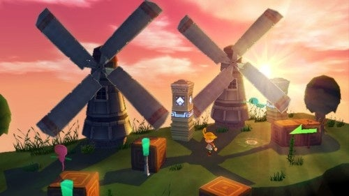 The Magic Obelisk: Game Arts' First Original Title In 10 Years