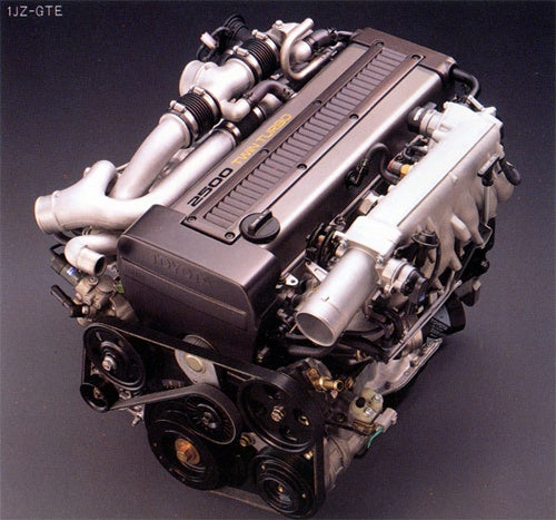 Engine Of The Day: Toyota JZ