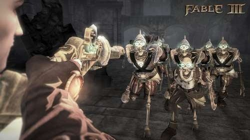 Fable III Screens From A Place Slightly Closer To Albion