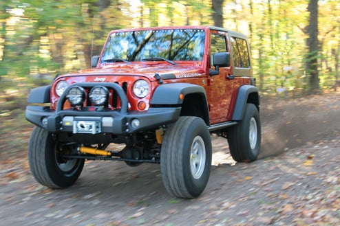 AEV HEMI-Powered Jeep Wrangler: First Drive