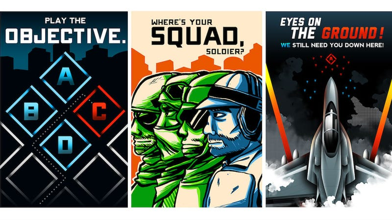 These Battlefield 3 Prints Were Made For Your Walls