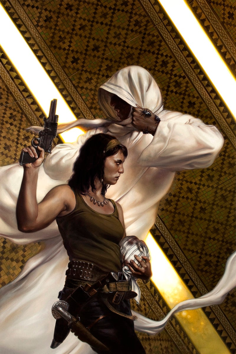 Check out some of last year's coolest science fiction and fantasy art