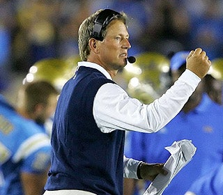 Rick Neuheisel Takes the Mic After UCLA-Tennessee And Pours Salt In the Wounds