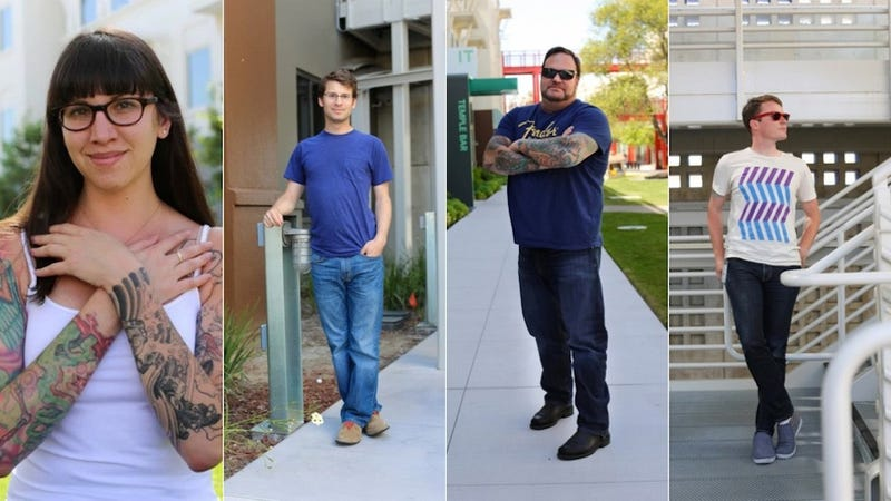 Meet the Hipster Gods of Facebook HQ