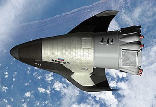 The Next Space Shuttles