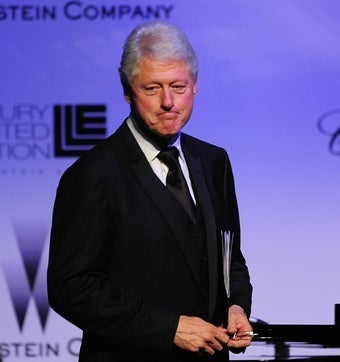 Bill Clinton Loses The Name Game
