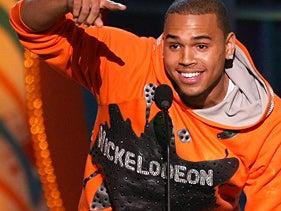 Nickelodeon Declares Chris Brown Unfit for Kids to Choose