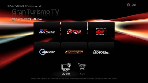 Gran Turismo TV Coming August 1