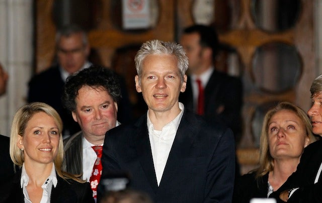 Which American Reporter Had His Girlfriend Stolen by Julian Assange?