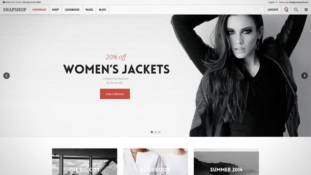 10 WordPress Themes for Your Online Store