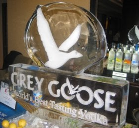 Horses Get Their Goose On