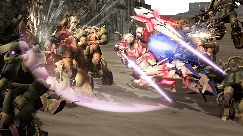 Dynasty Warriors: Gundam Reborn: The TAY Review