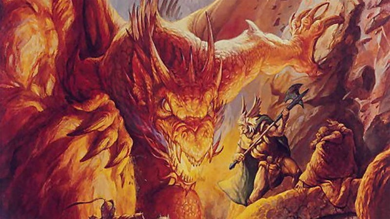 The Next Edition of Dungeons & Dragons Will Be Written By the Players