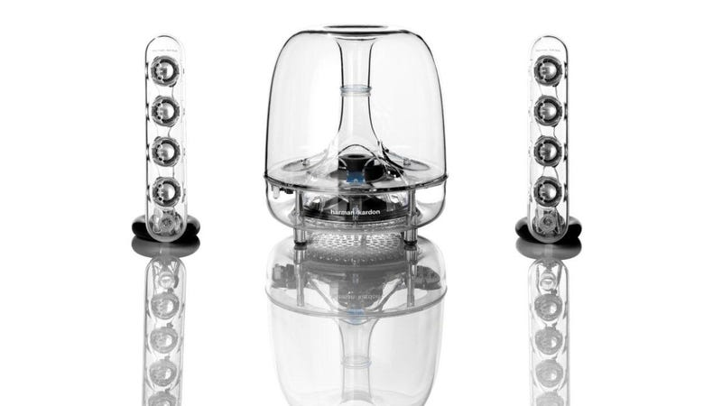 Harman Kardon's Iconic Soundsticks Go Wireless