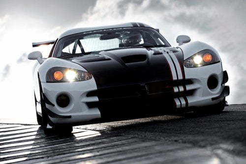 2010 Dodge Viper SRT10 ACR-X: Something