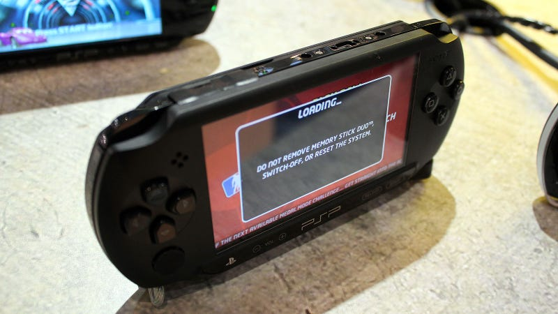 This Is Sony's Newer, Cheaper PSP As Seen At Gamescom
