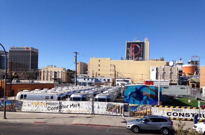 Evangelical Urbanism: A Review of the Downtown Project's Vegas Revival
