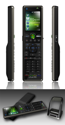 Ricavision VAVE100, Universal SideShow Remote